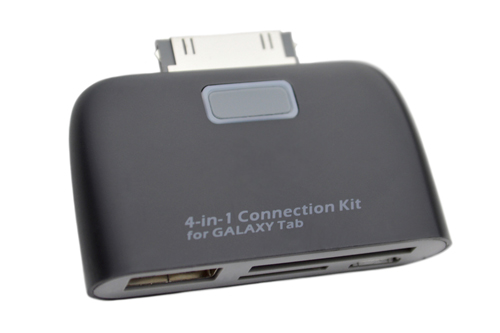 4-in-1 Connection Kit for Samsung Galaxy Tab